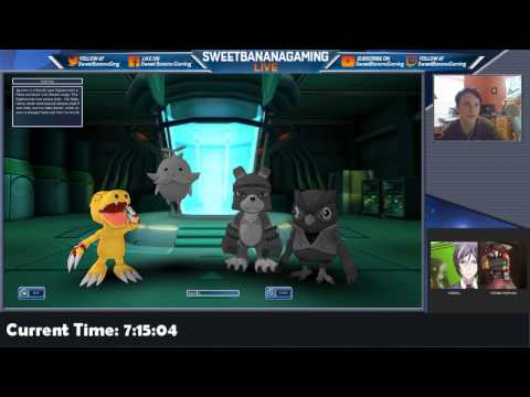 Digimon Masters Online Part 01 - Twitch Archive 04-10-2017
