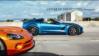 Bolt on Viper takes on C7 Z06 | Heads/Cam C7 | Supercharged Viper | 825HP Shelby