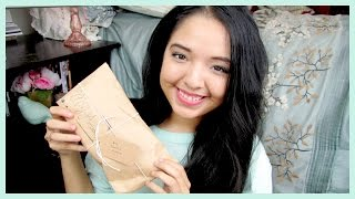 MAGGS LONDON ♡ Unboxing of The Henley Makeup Bag Thumbnail