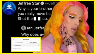 Jeffree Star SPEAKS OUT AGAINST James Charles... FINALLY!