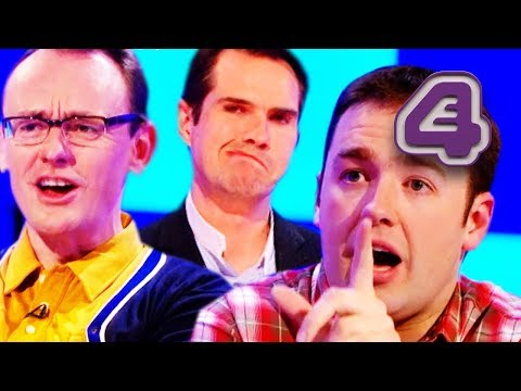 Jason Manford Loses It At Sean Lock's Response | Jason Manford Best 8 Out Of 10 Cats Bits | Series 9