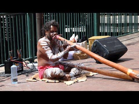 Australian Aborigines - Australian Aboriginal Music