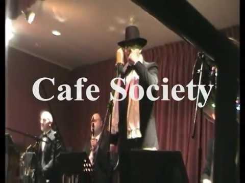 Cafe Society Jazz Band SHOWREEL