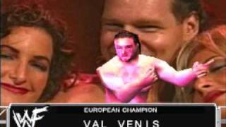 WWF Smackdown 1 Val Venis Entrance