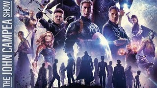 Avengers Endgame Opens In China Early Gets Excellent Poster - The John Campea Show
