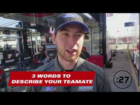 33 Tricky Seconds Roush Fenway Racing