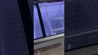 Tủ đông kính cong DENVER 800 lít