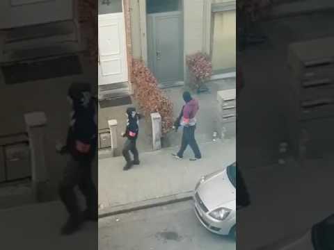 Belgium Antwerpen Raid 💥🔫 Shooting 20/01/207