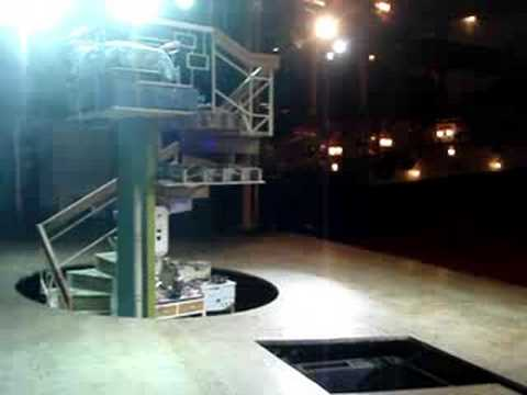 Billy Elliot Stage Machinery Youtube
