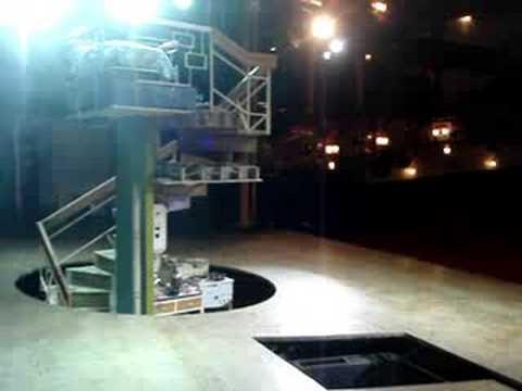 Billy Elliot Stage Machinery  YouTube