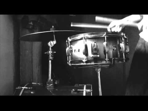 Rev It Up And Go (Stray Cats) - Drum Cover