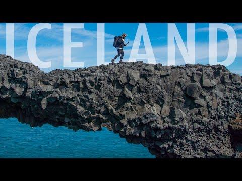 Iceland - Elena's Travel Vlog |  GoPro HERO4 | DJI Phantom 3