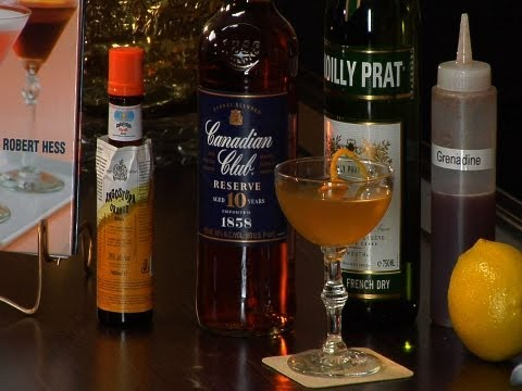 Scofflaw Cocktail - The Cocktail Spirit with Robert Hess - Small Screen