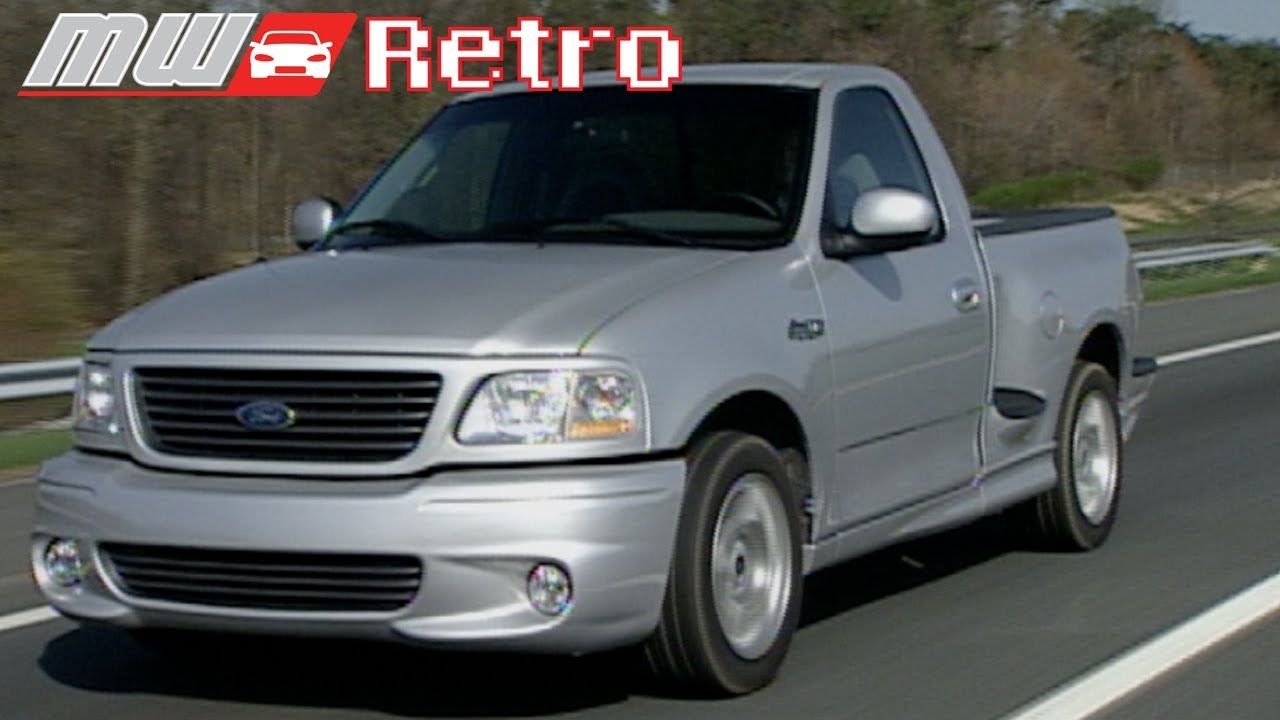 Ford Svt Lightning >> 2001 Ford Svt F 150 Lightning Retro Review Youtube