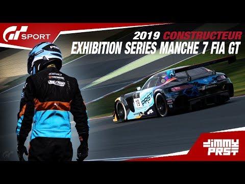 GRAN TURISMO SPORT : ES1 MANCHE 7 - CONSTRUCTEUR FIA GT I Décidément ! thumbnail