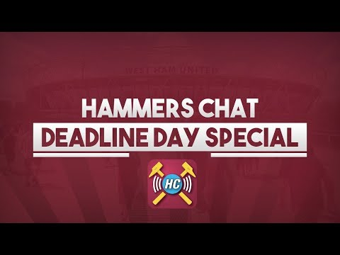 Transfer Deadline Day live |West Ham United sign nobody | No back up for Hernandez