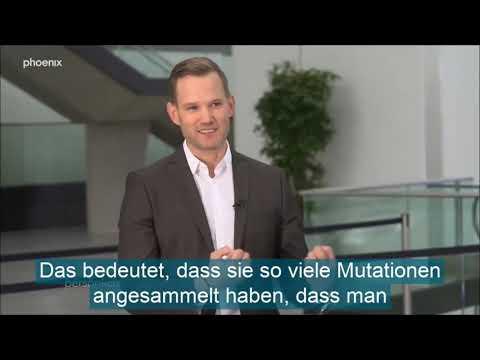 SARS-Cov-2 Virus Mutation - Gefährlich?
