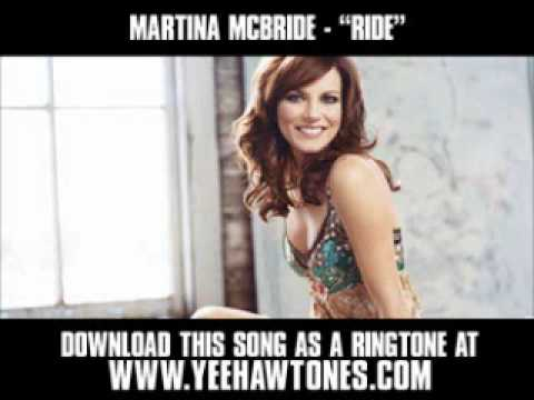 Martina Mcbride - Ride [ New Video + Lyrics + Download ]