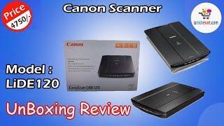 Canon CanoScan LiDE 120 price in Nigeria | Compare Prices