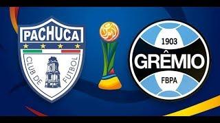 Mundial de Clubes 2017 Club World Cup - Semifinal 1 - Gremio (BRA) vs Pachuca (MEX) - FIFA18
