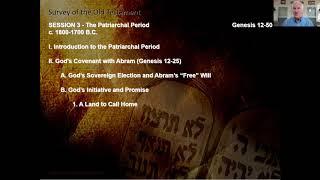 Bible Survey Class - Session 3