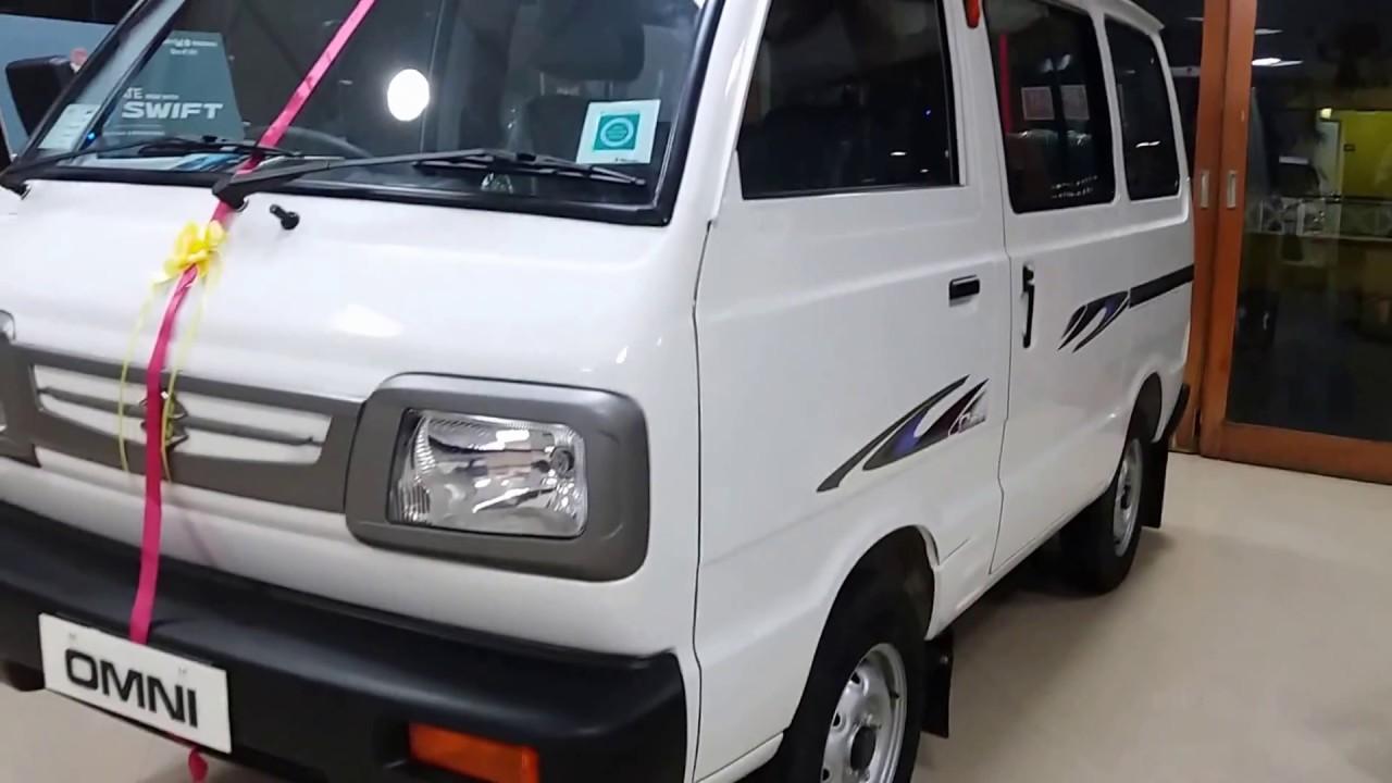 Maruti Suzuki Omni Still In Showroom Exterior And Interior 1080p