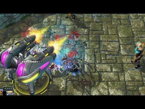 Bringing The Dead Back To Life In Starcraft 2 Mines And Magic