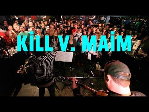 Choir! sings Grimes - Kill V. Maim (Art Angels)