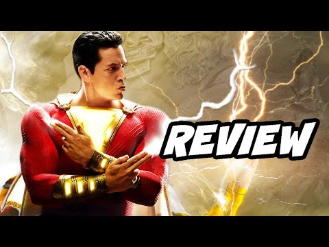 Shazam Review NO SPOILERS - Justice League DCEU Movie Ranking Breakdown
