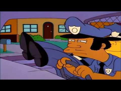 los simpson - jefe gorgory - meme