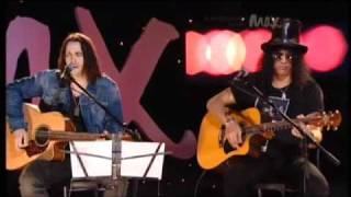 Slash & Myles Kennedy MAX Sessions - By The Sword