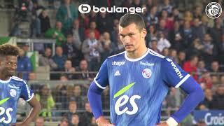 Racing-FC Nantes (2-1) : les buts vu du #BordTerrain