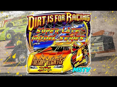 DSRL: Volusia Speedway | Dirt Super Late Model | 50 Lap Feature