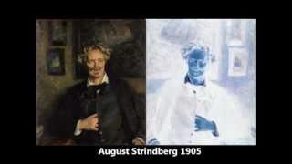 The Photographer and Philosopher, August Strindberg (1849-1912)