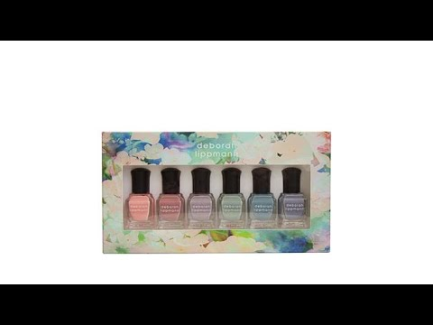 Deborah Lippmann Touch Me in the Morning 6pc Lacquer Set
