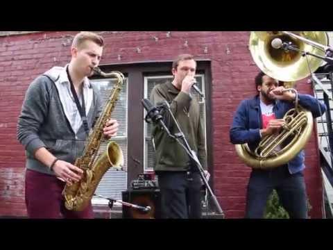 Huntertones- Snarky Puppy/ Bob Reynolds Mashup