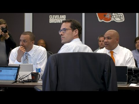 Building the Browns: Final days before the draft