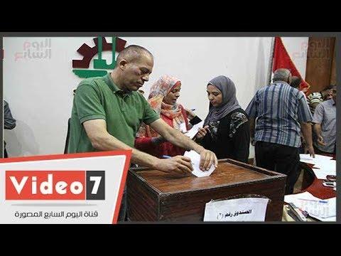 وزير القوى العاملة: الانتخابات العمالية بشمال سيناء مستقرة  - 17:22-2018 / 5 / 23