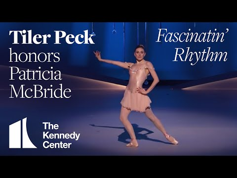 Tiler Peck Honors Patricia McBride  2014 Kennedy Center Honors