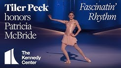 Tiler Peck Honors Patricia McBride - 2014 Kennedy Center Honors