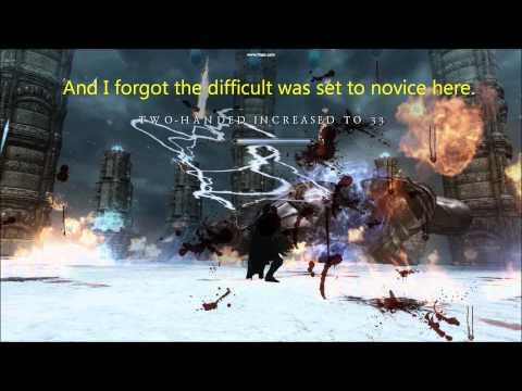 Skyrim Mod - Sanctum Of The Fallen Work-In-Progress Update Video