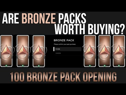 Halo 5 : Is it worth buying Bronze packs? 100 pack opening 125,000 req