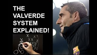 Getting to know Valverde's Barca: THE 4 PRINCIPLES