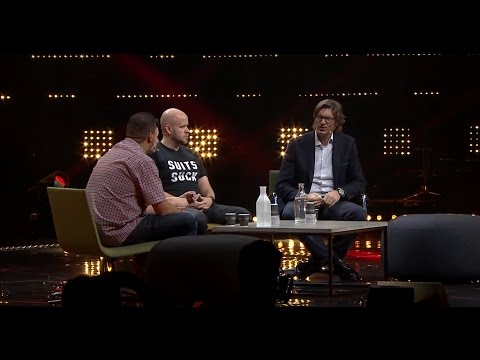 Daniel Ek, Niklas Zennström, Ilkka Paananen: How We Failed Our Way to Success