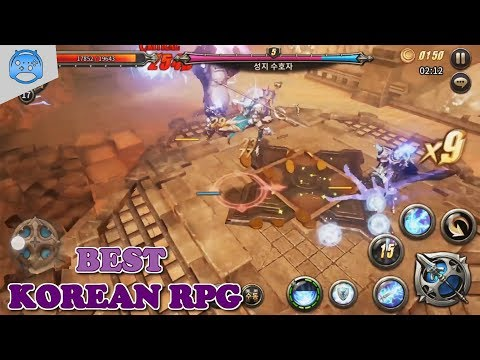 Top 10 Best Korean RPG Games For Android/IOS 2018