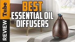 Oil Diffuser: Best essential Oil Diffuser 2019 (Buying Guide)