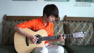 Sungha Jung) Friends   Sungha Jung Acoustic Tabs Guitar Pro 6 2