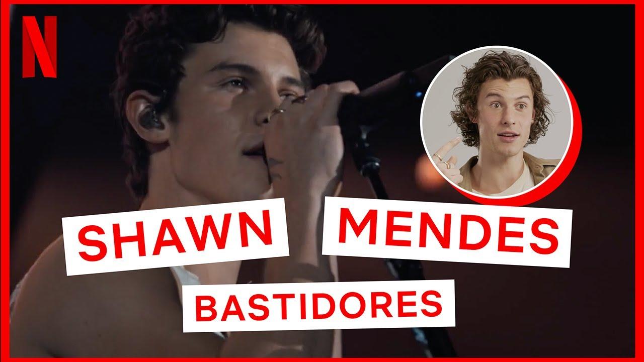 Shawn Mendes conta detalhes dos bastidores de In Wonder | Netflix Brasil