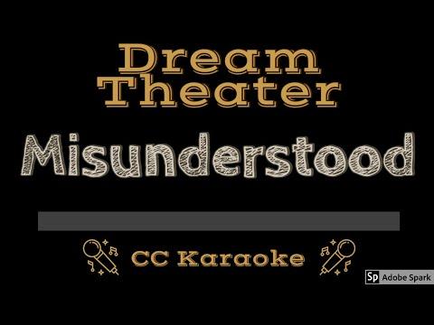 Dream Theater • Misunderstood (CC) [Karaoke Instrumental Lyrics] mp3