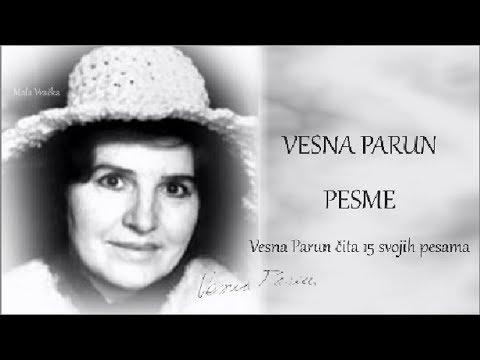 Vesna Parun – Pjesme ~ Vesna Parun čita 15 svojih pesama (1968)